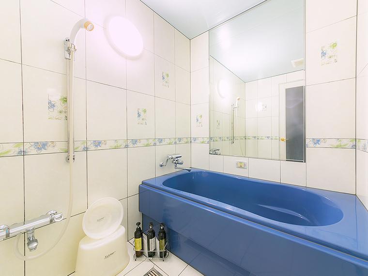 ホテルタイプ[洋室201]バスルーム