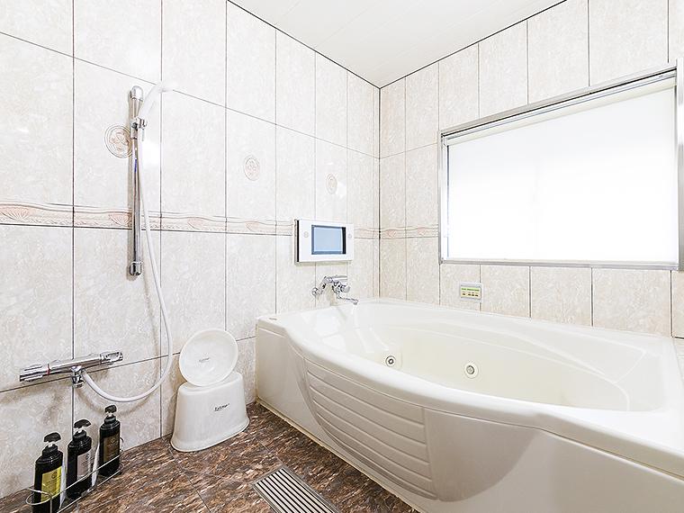 ホテルタイプ[洋室206]バスルーム