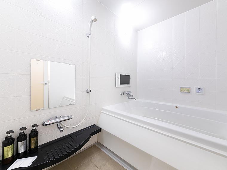 ホテルタイプ[洋室207]バスルーム