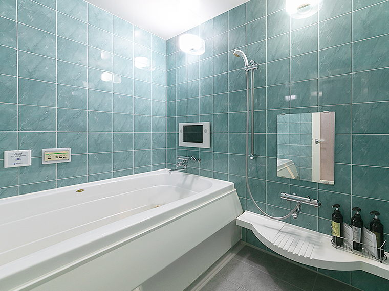 ホテルタイプ[洋室208]バスルーム