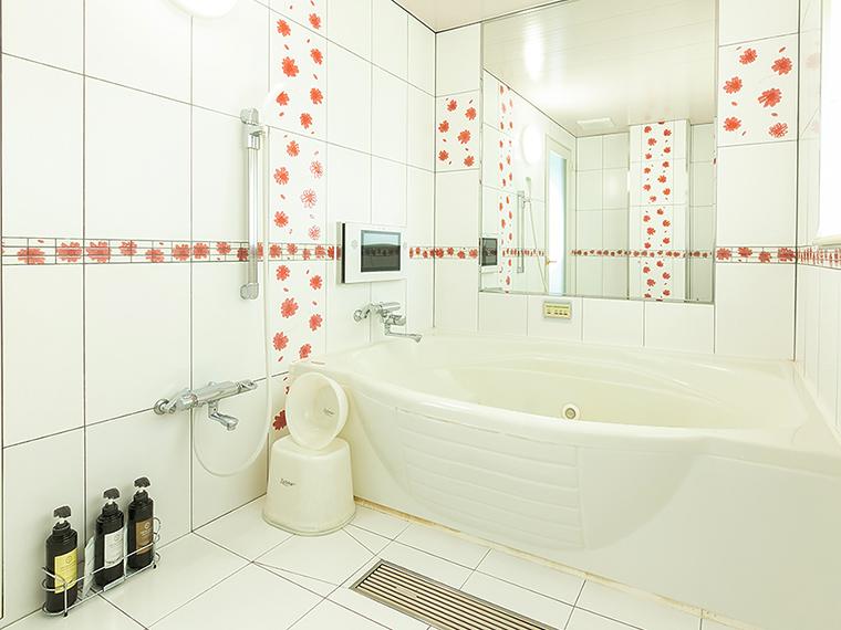 ホテルタイプ[和洋室306]バスルーム
